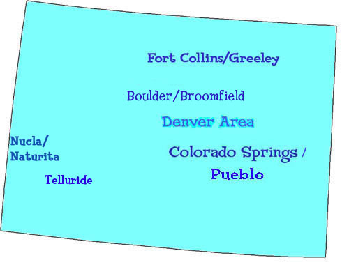 Spanish, German and French classes and activities for kids in Colorado